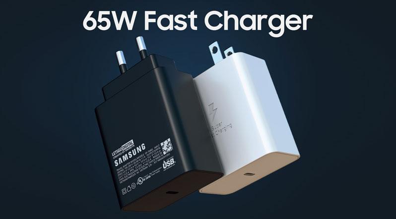 galaxy s22 65w fast charging