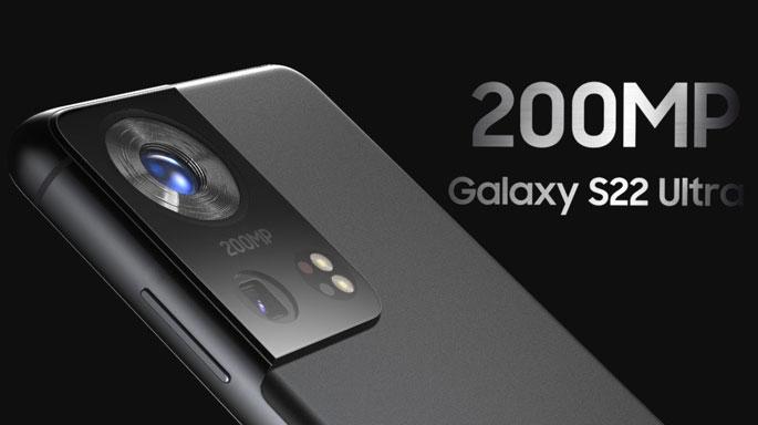 galaxy s22 ultra 200mp